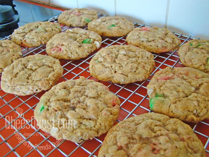 Cookie Mix Jar Gifts Cookies