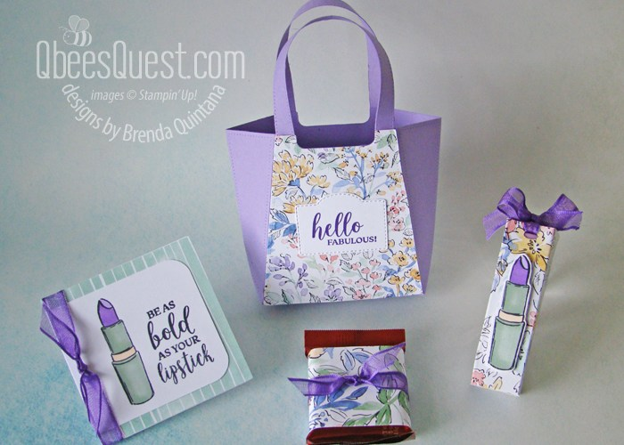 Stampin' Up Little Purse Gift Set