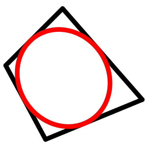 Inscribed In Quadrilateral
