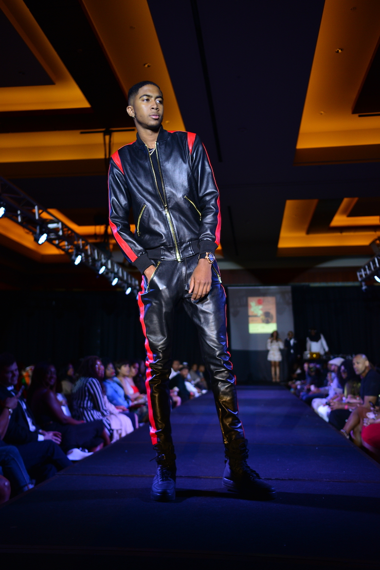 CIAA went out with a bang thanks to the women of F    te Fashion Show     The event also featured Fashion Bomb Daily s Claire Sulmers  a special  guest appearance by rapper Fabolous  and guest speaker Tiffany N  Eubanks  of Bank of