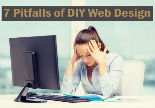 Pitfalls of DIY web Design