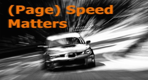 website speed matters