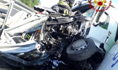A14 incidente