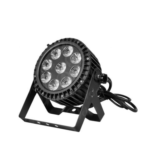LEDPAR 915IP 9pcs 15W 5in1 LED outdoor par light