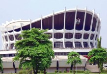 National Theatre Lagos