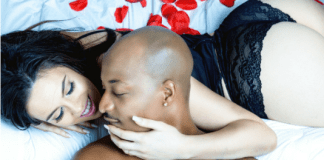 IK Ogbonna and wife Sonia Morales