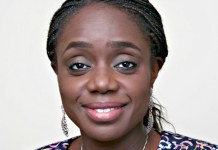 Nigeria Federal Minister of Finanace, Kemi Adeosun