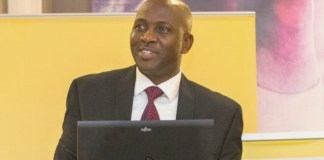 Nigeria LNG Limited (NLNG) MD, Tony Attah