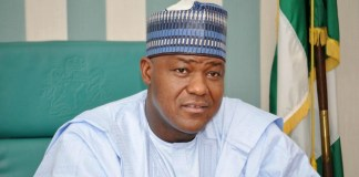 Speaker, Nigeria House of Representatives, Yakubu Dogara