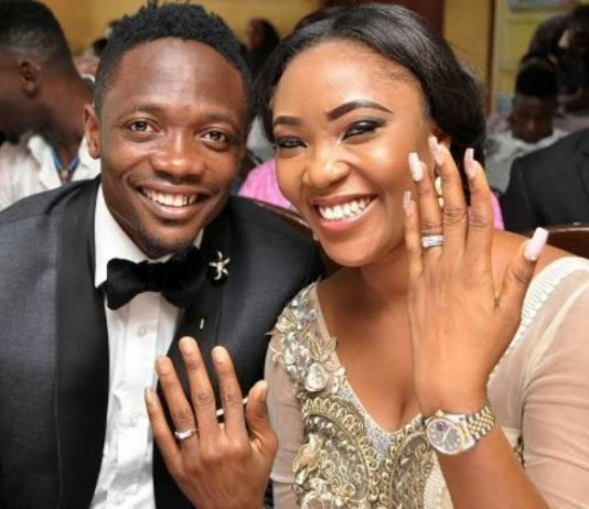 Ahmed Musa marries Juliet Ejue
