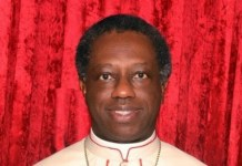 Archbishop Jude Thaddeus Okolo appointed Apostolic Nuncio to Ireland