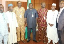 GOCOP visits State House