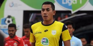 Choirul Huda Indonesian goalkeeper dies