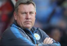 Craig Shakespeare Leicester City sacked coach