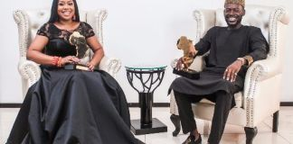 Adekunle Gold and Mimi Onalaja host The Future Awards Africa