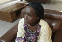 Kidnapped victim Adeola Dawodu rescued by DSS army in port harcourt