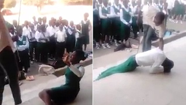 Non Govt High School Teachers Nibondon 2019 Picture: Nasarawa School Principal, Teachers Suspended For Barbaric