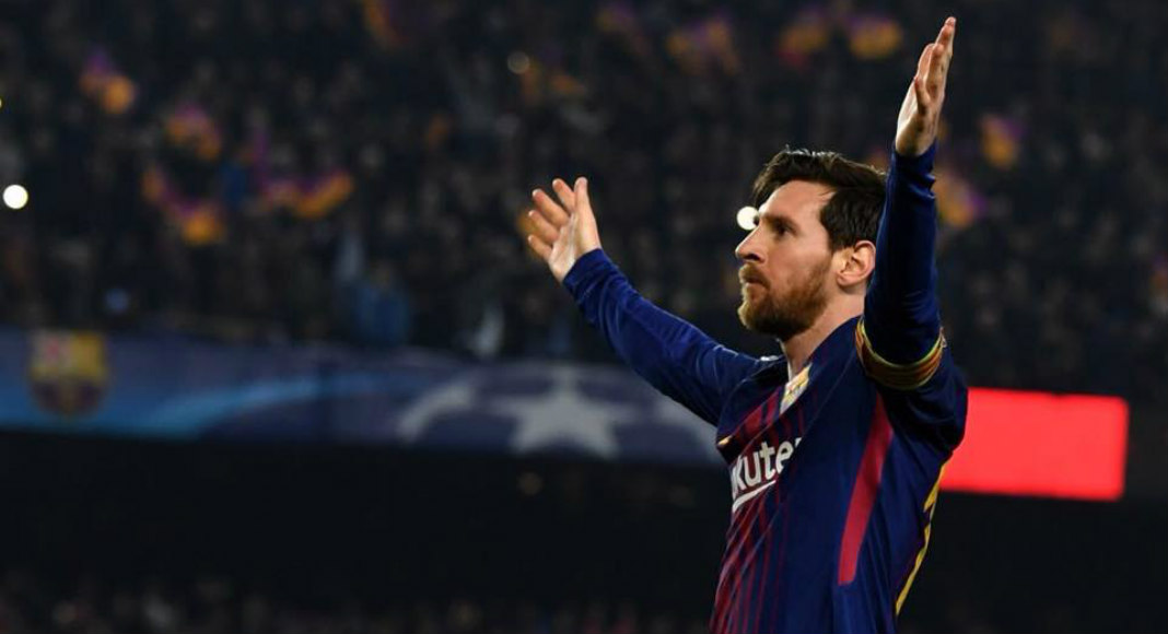 68fcb932c Lionel Messi is not God – Pope Francis - QED.NG