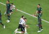 Argentina celebrate as Nigeria crash out of World Cup