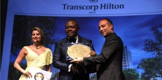 Transcorp Hilton wins awards
