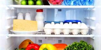 Fridge foods refrigerator