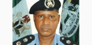 Zubairu Muazu Lagos Police CP