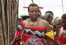 King of Swaziland