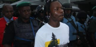 Naira Marley in court