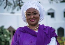 First Lady Aisha Buhari