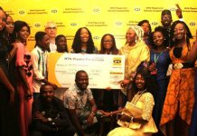MTN Foundation Theatre for Schools competition