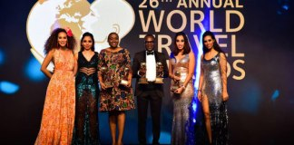 Transcorp Hilton World Travel Awards