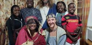 Jesus in Kenya