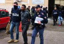 Nigerian mafia members arrested in Italy