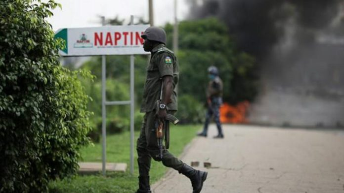 Police Shiite clash in Abuja