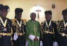 Rotimi Amaechi gets highest Catholic Knights promotion