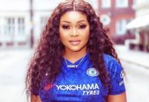 Mercy Aigbe Chelsea