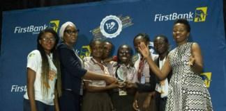 First Bank JAN NCOY Winners