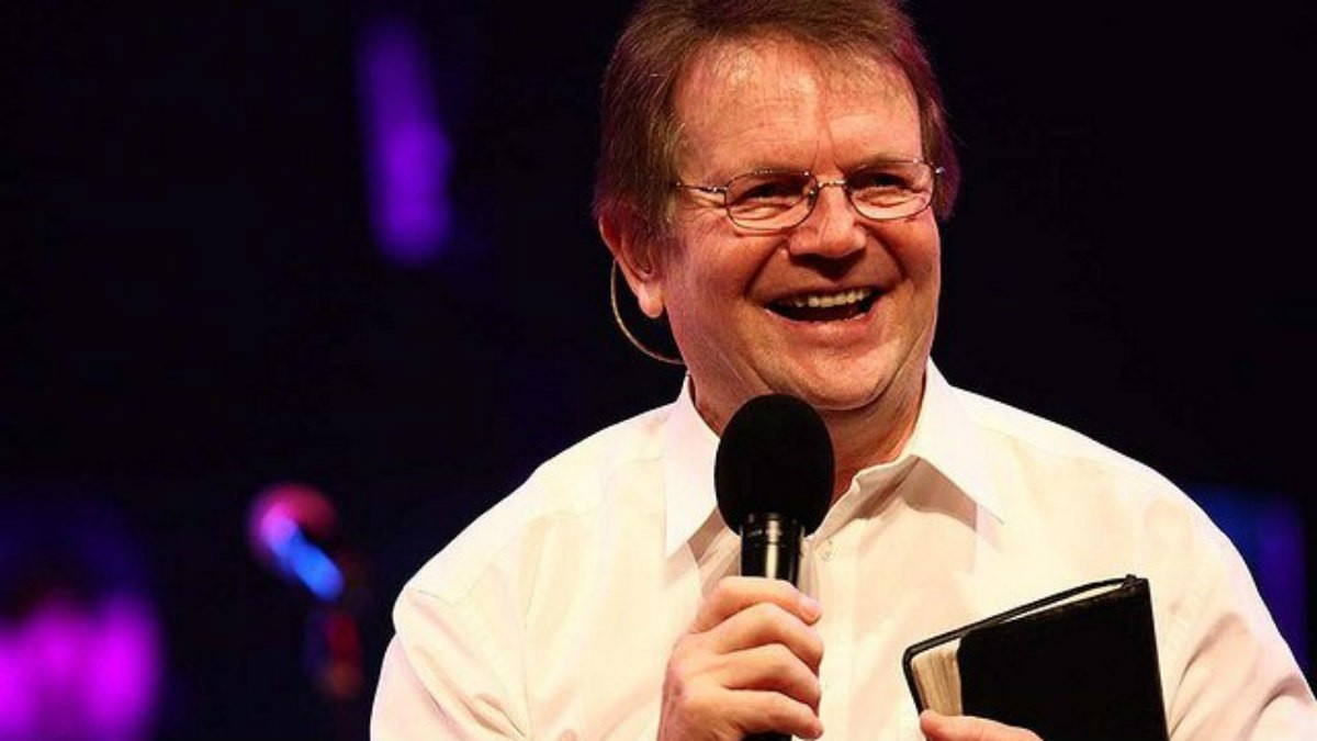 Evangelist, Reinhard Bonnke Passes On