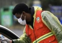 Nigerian student volunteers to fight coronavirus in China
