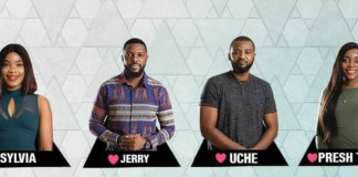 Ultimate Love new additions, Uche, Jerry, Sylvia, Presh Talker