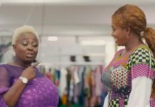 Waje and Adaku Access Bank advert