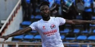 Ifeanyi George of Enugu Rangers