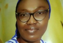 Rev Sister Henrietta Alokha