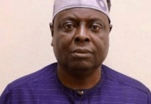 Ekiti commissioner Olabode Folorunso