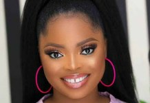 Nollywood actress Juliana Olayode