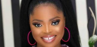 Nollywood actress Juliana Olayode