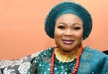 Olori Janet Afolabi of Apomuland