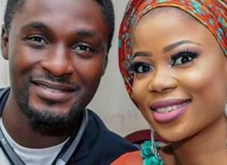 AdeniyAdeniyi Johnson and wife Seyi Edun