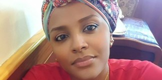 Fatima Abacha, daughter of Sani Abacha