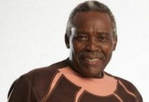 NNollywood actor Olu Jacobs